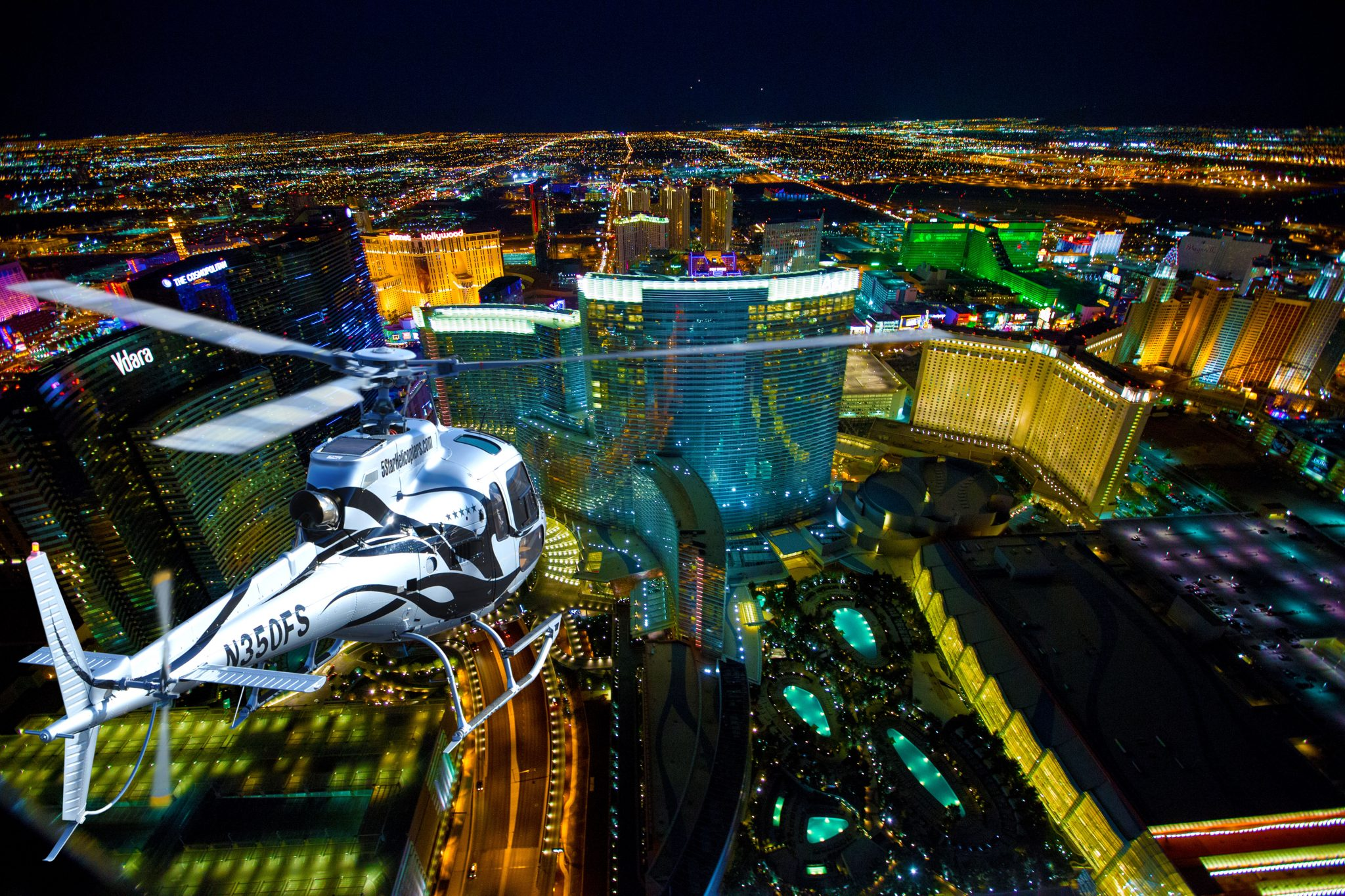 5 Star Grand Canyon Helicopter Tours las vegas