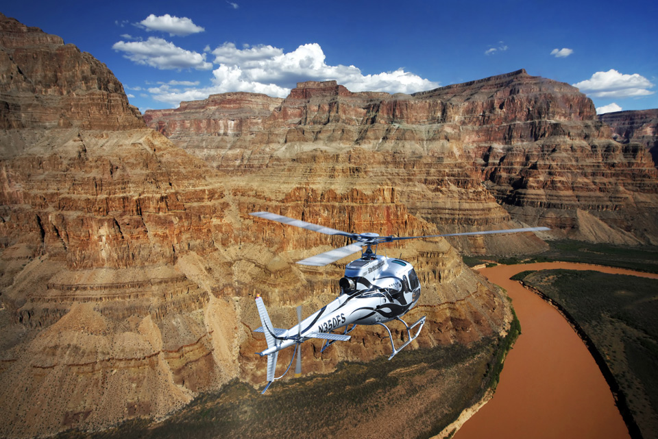5 Star Grand Canyon Helicopter Tours colorado river