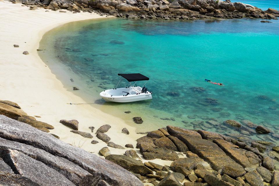 lizard island beaches australia
