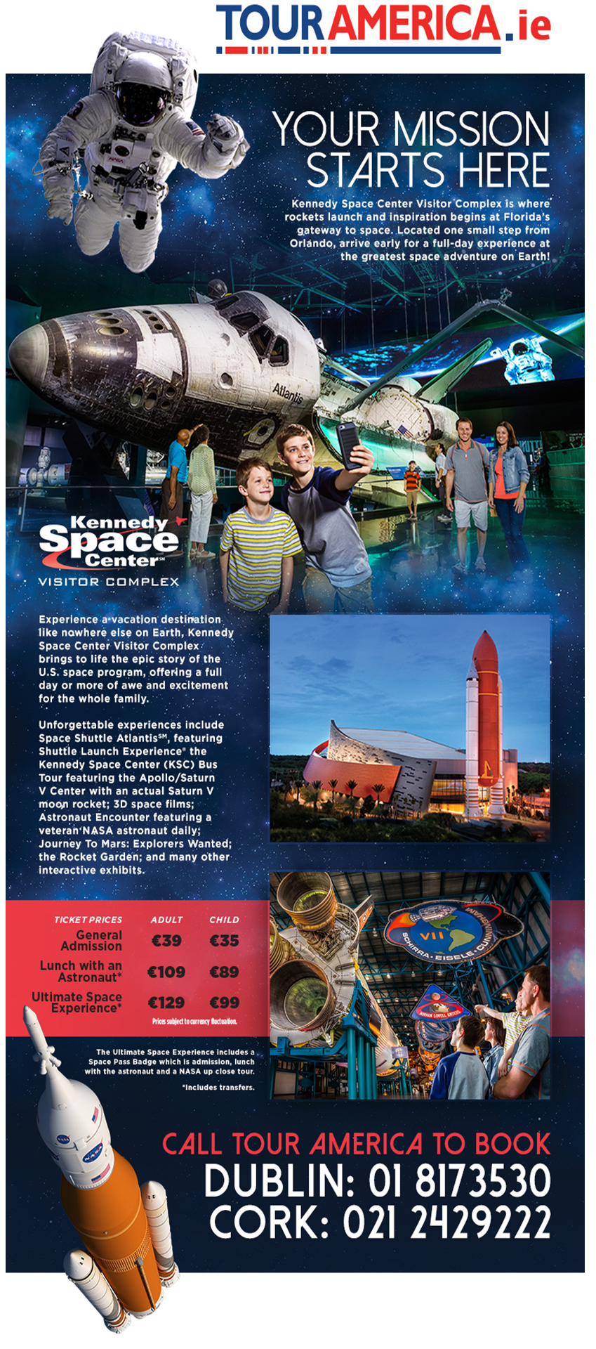 kennedy space center case study