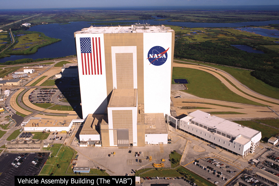 Vehicle Assembly Building Nasa