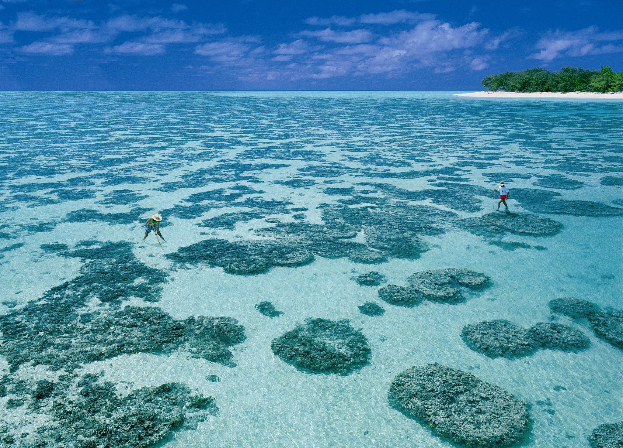 el questro reef walking australia
