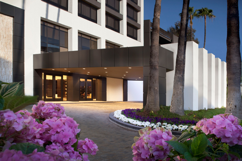 beverley hills marriot los angeles