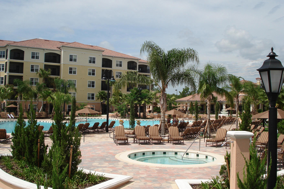 orlando worldquest resort pools
