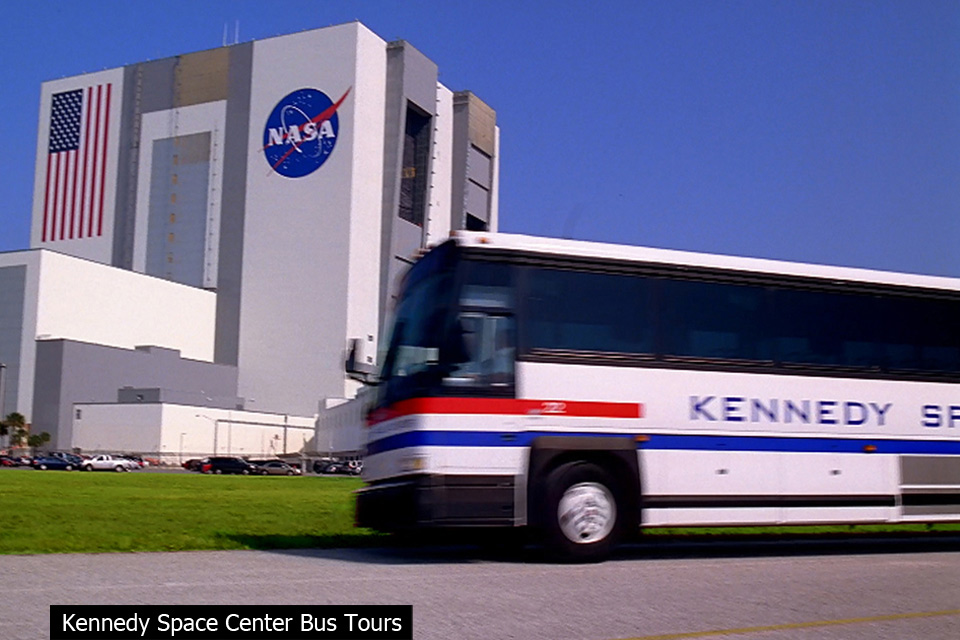 kennedy space centre nasa bus tours