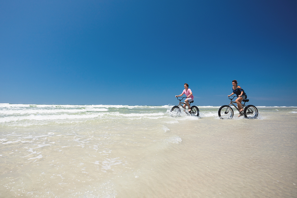 new smyrna beach cycling